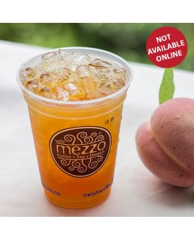 ICED PEACH TEA ชาพีชเย็น 蜜桃茶