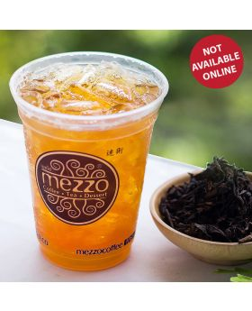 ICED LEMON TEA ชามะนาวเย็น  檸檬茶