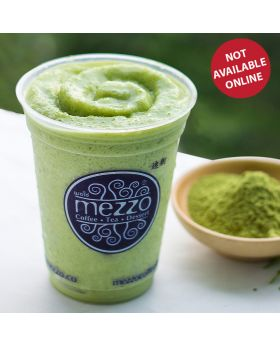 MATCHA GREEN TEA FRAPPE ชาเขียวปั่น 抹茶