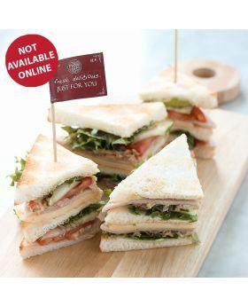 Club Sandwich คลับแซนวิช