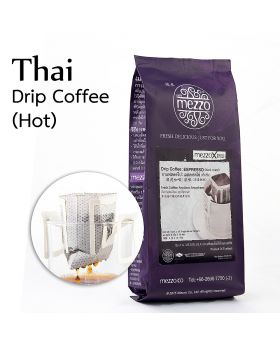 MezzoX Thai Drip Coffee, Espresso: 8gm x 10pcs