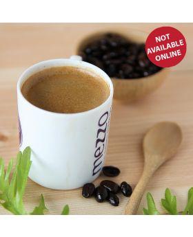 HOT ESPRESSO เอสเพรสโซ่ร้อน  濃縮咖啡