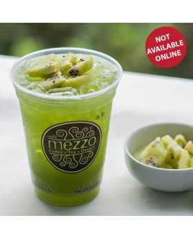 KIWI JUIZZY กีวี โซดา 充氣果汁: 奇異果