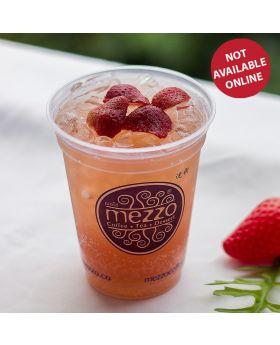 STRAWBERRY JUIZZY สตรอเบอรี่ โซดา 充氣果汁: 草莓