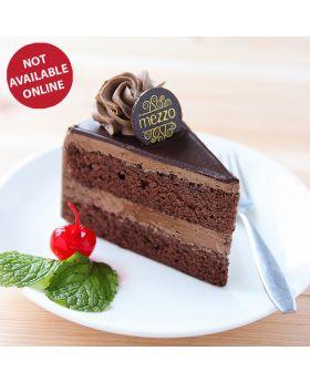 Cake: Chocolate เค้กช๊อคโกแลต  巧克力蛋糕