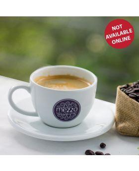 HOT AMERICANO อเมริกาโน่ร้อน 美式咖啡