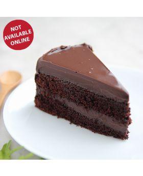 Cake: Chocolate Fudge เค้กช๊อคโกแลตฟัจด์   软巧克力蛋糕