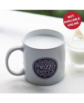 HOT FRESH MILK นมสดร้อน 鮮牛奶