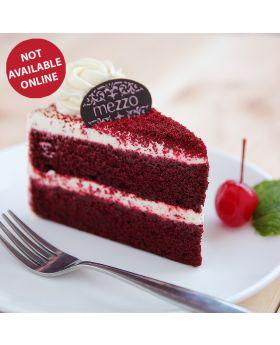Cake: Red Velvet Cream Cheese เค้กเรดเวลเว็ท  红丝绒蛋糕