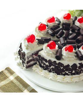 Black Forest Cake : เค้กช็อคโกแล็ต