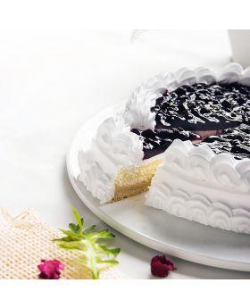 Blueberry Cheesecake  บลูเบอรี่  ชีสเค้ก