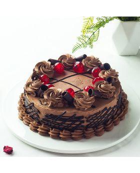 Chocolate cake : ช็อคโกแล็ตเค้ก
