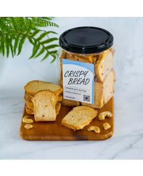Crisspy Bread Cashew Nut Butterขนมปังเนย มะม่วงหิมพานต์