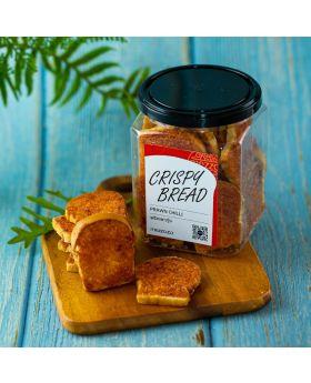 Crisspy Bread Prawn Chilli ขนมปัง พริกเผากุ้ง