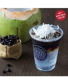 Iced Coconut Americano  อเมริกาโน่มะพร้าวน้ำหอม  冰椰美式咖啡
