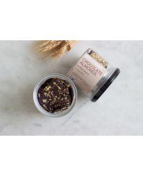 Crisspy Brownnie Chocolate Almonds