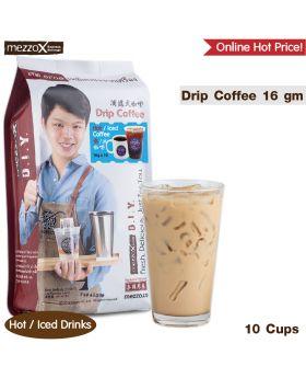 MezzoX Drip Coffee, Espresso: 16gm x 10pcs