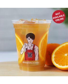 Orange Jasmine Green Tea. จัสมินกรีนทีออเรนจ์