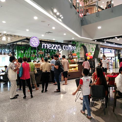 Mezzo Coffee Central Rama 3