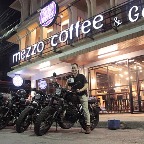 Mezzo Coffee Cafe